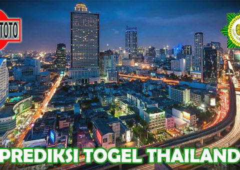 Prediksi Togel Thailand Hari Ini