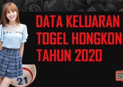 Data Keluaran Togel Hongkong Tahun 2020
