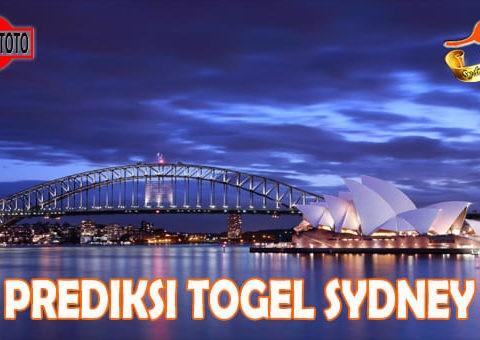 Prediksi Togel Sydney Hari ini