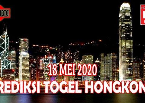 Prediksi Togel Hongkong Hari Ini 18 Mei 2020