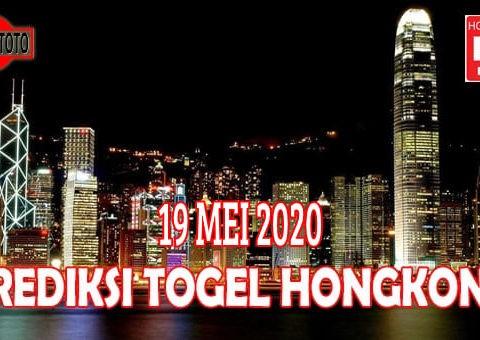 Prediksi Togel Hongkong Hari Ini 19 Mei 2020