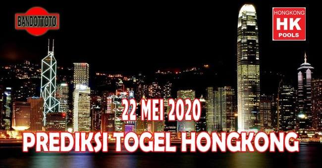 Prediksi Togel Hongkong Hari Ini 22 Mei 2020