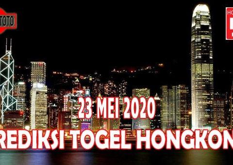 Prediksi Togel Hongkong Hari Ini 23 Mei 2020