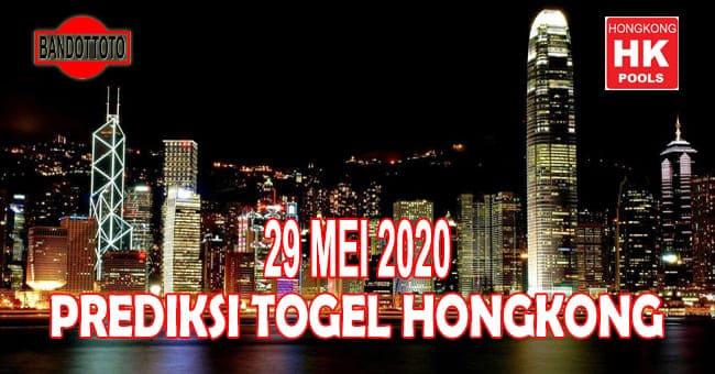 Prediksi Togel Hongkong Hari Ini 29 Mei 2020