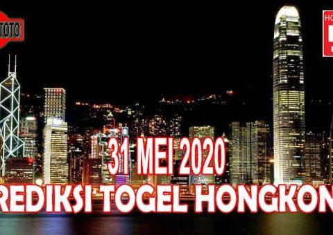 Prediksi Togel Hongkong Hari Ini 31 Mei 2020