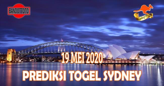 Prediksi Togel Sydney Hari Ini 19 Mei 2020