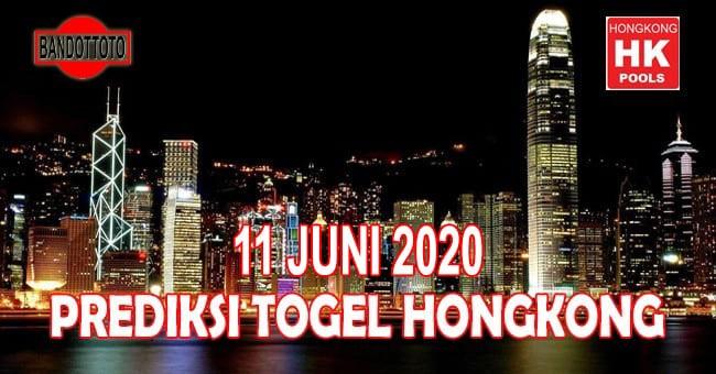 Prediksi Togel Hongkong Hari Ini 11 Juni 2020