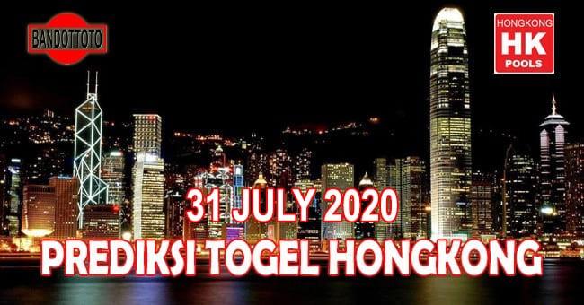 Prediksi Togel Hongkong Hari Ini 31 Juli 2020