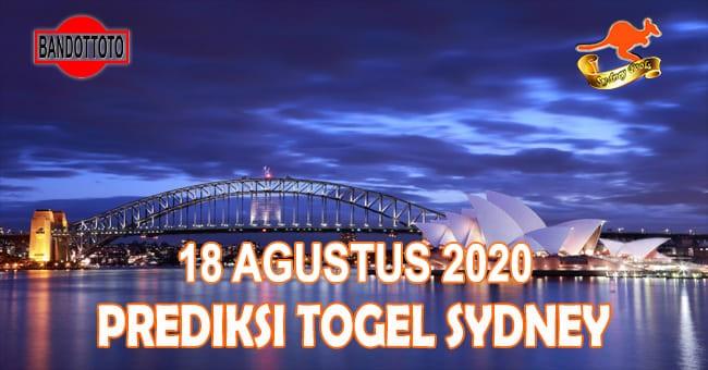 Prediksi Togel Sydney Hari Ini 18 Agustus 2020