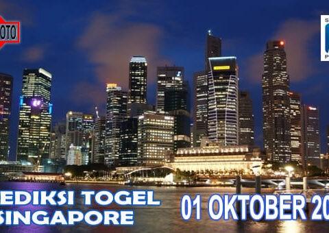 Prediksi Togel Singapore Hari Ini 1 Oktober 2020