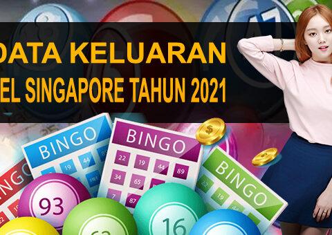 Data Keluaran Togel Singapore Tahun 2021