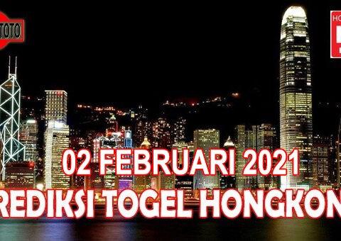 Prediksi Togel Hongkong Hari Ini 02 Februari 2021