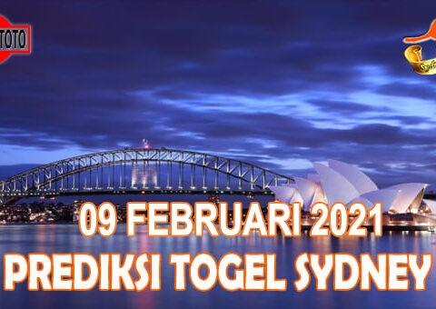 Prediksi Togel Sydney Hari Ini 09 Februari 2021