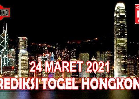 Prediksi Togel Hongkong Hari Ini 24 Maret 2021