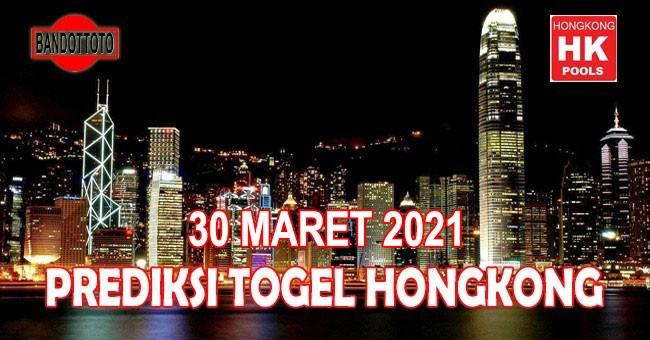 Prediksi Togel Hongkong Hari Ini 30 Maret 2021
