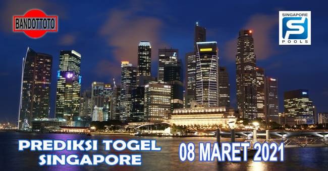 Prediksi Togel Singapore Hari Ini 08 Maret 2021