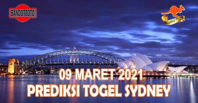 Prediksi Togel Sydney Hari Ini 09 Maret 2021