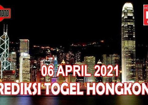 Prediksi Togel Hongkong Hari Ini 06 April 2021