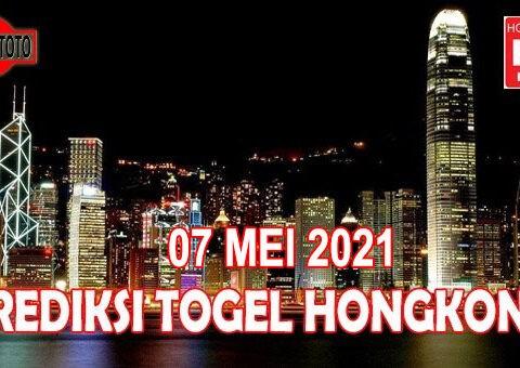 Prediksi Togel Hongkong Hari Ini 07 Mei 2021