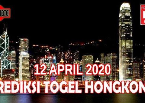 Prediksi Togel Hongkong Hari Ini 12 April 2021
