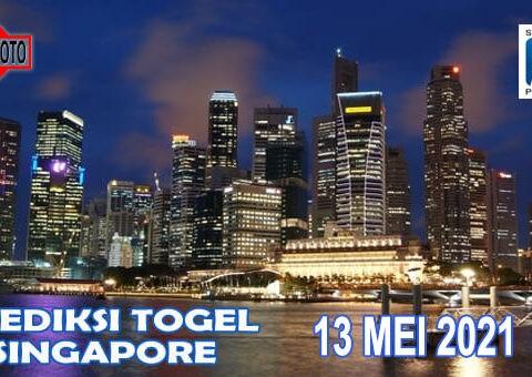 Prediksi Togel Singapore Hari Ini 13 Mei 2021