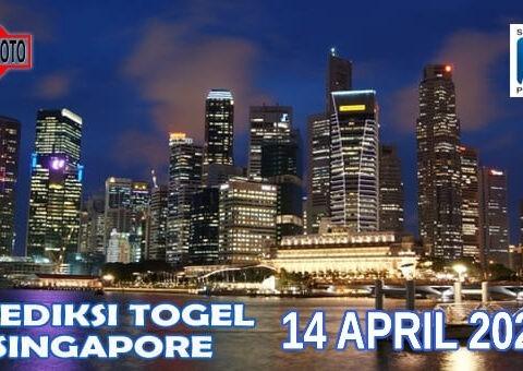 Prediksi Togel Singapore Hari Ini 14 April 2021