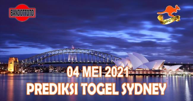 Prediksi Togel Sydney Hari Ini 04 Mei 2021
