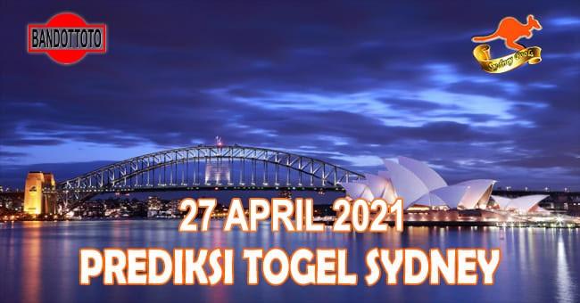 Prediksi Togel Sydney Hari Ini 27 April 2021