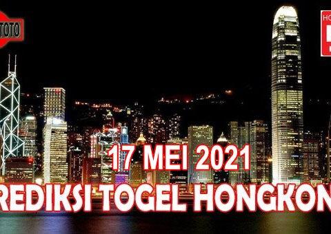 Prediksi Togel Hongkong Hari Ini 17 Mei 2021