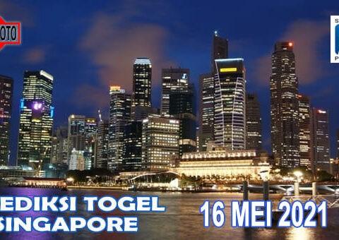 Prediksi Togel Singapore Hari Ini 16 Mei 2021